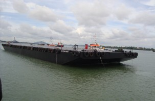 Flat-Top Barges